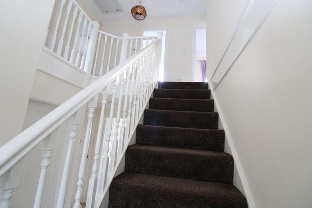 Staircase of Seaview Avenue, Bridge Of Don, Aberdeen AB23
