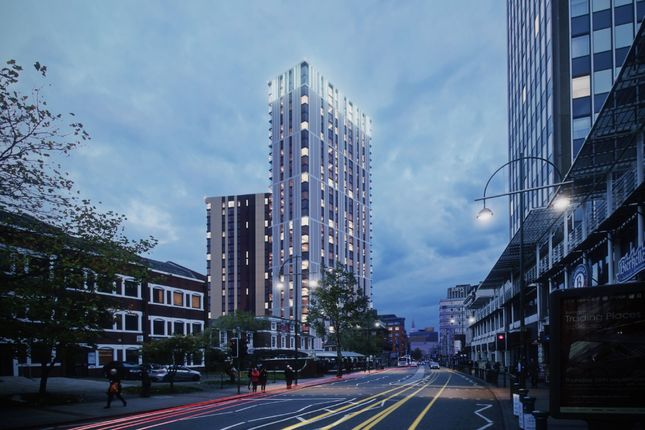 Thumbnail Flat for sale in The Bank Tower 2, Sheepcote Street, Birmingham