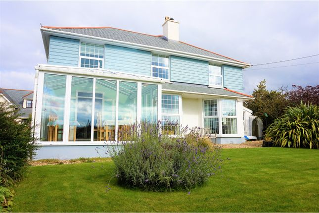 Thumbnail Detached house for sale in Saunton Road, Braunton