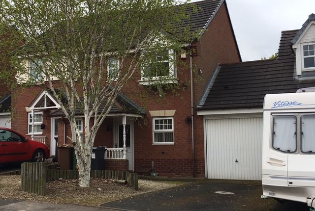 Thumbnail Terraced house to rent in Alderley Crescent, Walsall