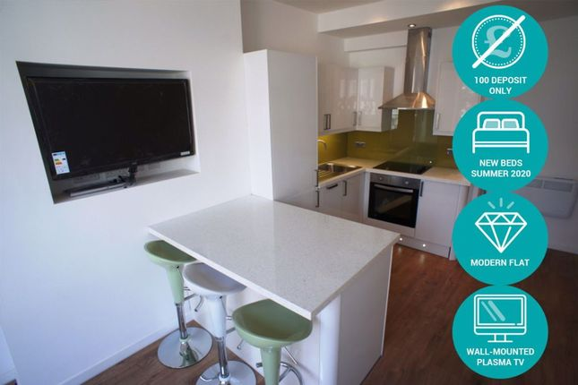 Thumbnail Flat to rent in Pen-Y-Lan Road Flat 2, Pen-Y-Lan, Cardiff