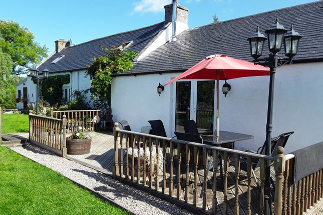 Thumbnail Cottage for sale in Ferness, Nairn