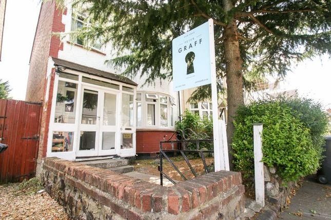 Thumbnail Terraced house for sale in Welbeck Villas, Highfield Road, London