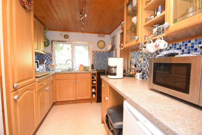 Kitchen of Tremorvah Park, Swanpool, Falmouth TR11