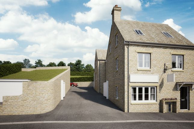 Thumbnail Detached house for sale in Helena Court, Hampton Street, Tetbury