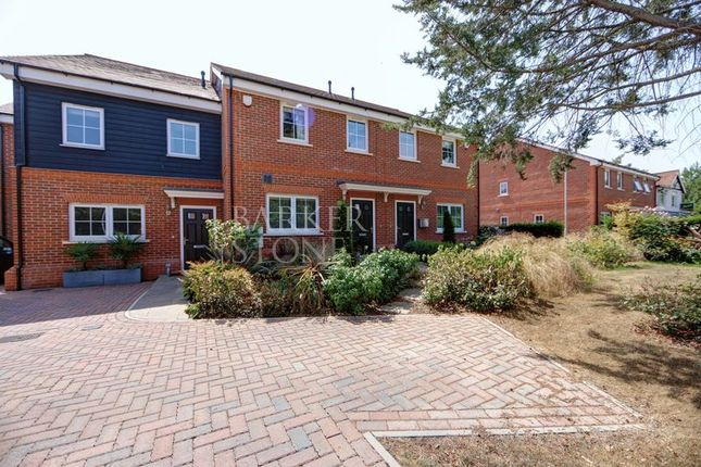Thumbnail Terraced house to rent in Laureates Place, Binfield, Bracknell
