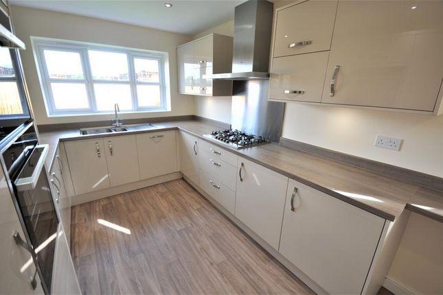 Thumbnail Detached house for sale in Alderley Edge, Plot 110, Hoyles Lane, Cottam, Preston