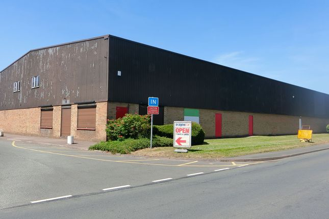 Thumbnail Industrial to let in Trent Business Park, Power Station Road, Rugeley