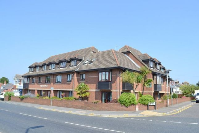 Thumbnail Flat for sale in Uppleby Road, Parkstone, Poole