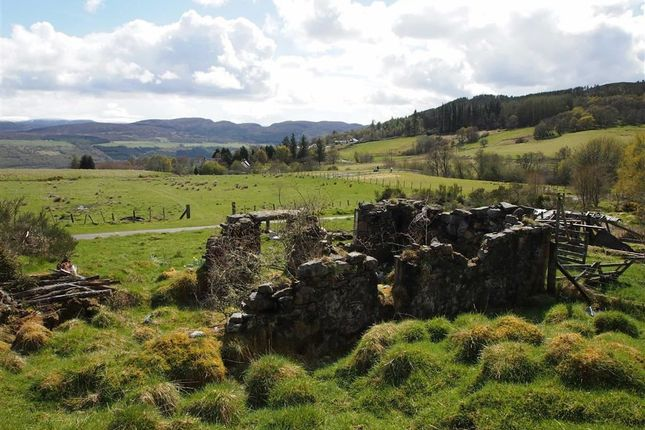 Thumbnail Land for sale in Building Plot, The Old Post Office, Abriachan