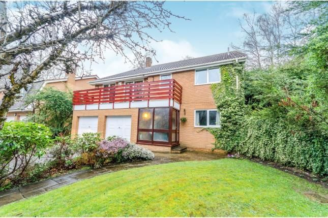 Detached house for sale in Bassett, Southampton, Hampshire
