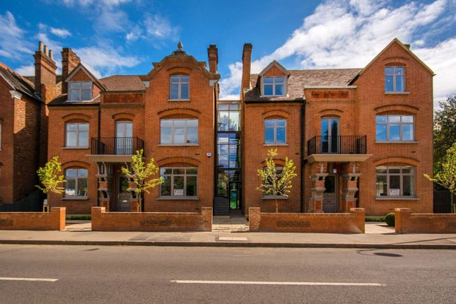 Thumbnail Flat to rent in Harold Road, Crystal Palace