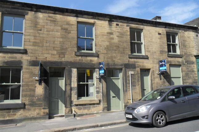 Thumbnail Terraced house to rent in Market Street, Glossop, Derbyshire