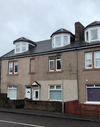 Thumbnail Semi-detached house to rent in Flat 3, 38 Crossgates, Bellshill