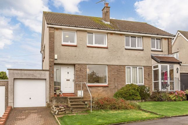 Thumbnail Semi-detached house for sale in 17 Mayburn Loan, Edinburgh