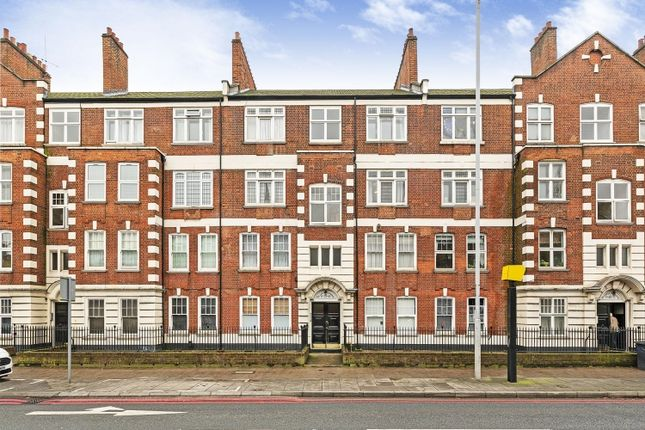 External of Talgarth Road, London W14