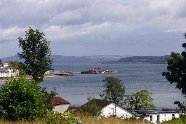 Thumbnail Land for sale in 7 Kilbride Road, Dunoon