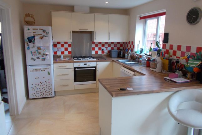 Thumbnail Detached house for sale in Yew Tree Close, Spring Gardens, Shrewsbury