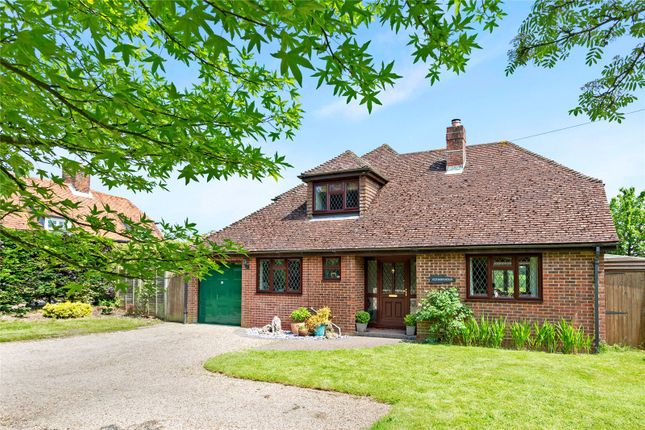 Thumbnail Detached house for sale in Norris Lane, Chaddleworth, Newbury, Berkshire