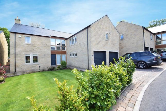 Thumbnail Detached house for sale in Church Gardens, Drighlington, Bradford