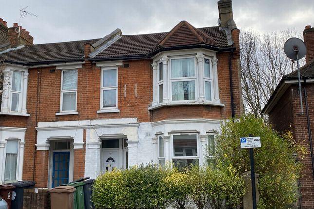 Thumbnail Flat to rent in Huxley Road, Leyton
