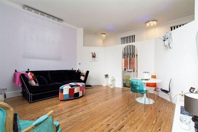 Thumbnail Flat for sale in Devonshire House, Repton Park, Woodford Green