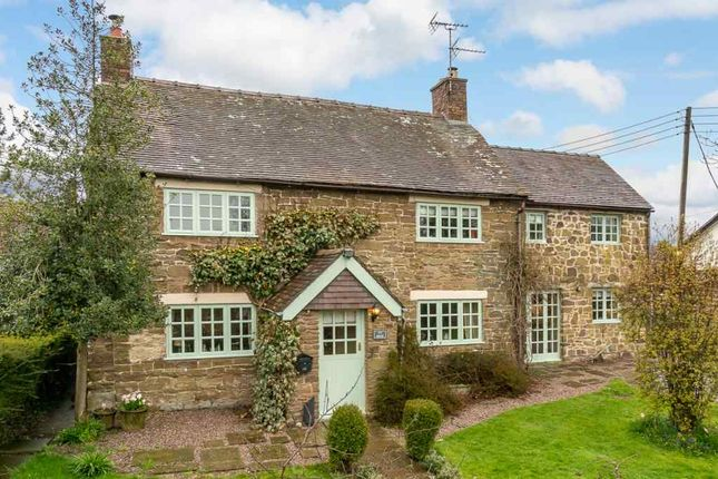 Thumbnail Detached house for sale in Wall-Under-Heywood, Church Stretton