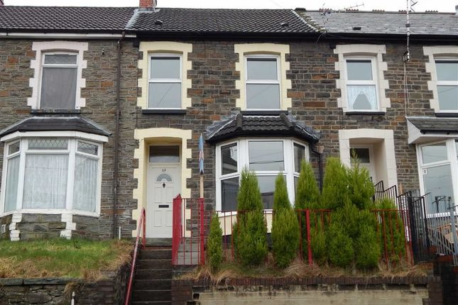 Thumbnail Terraced house to rent in Park Street, Mountain Ash, Rhondda Cynon Taff