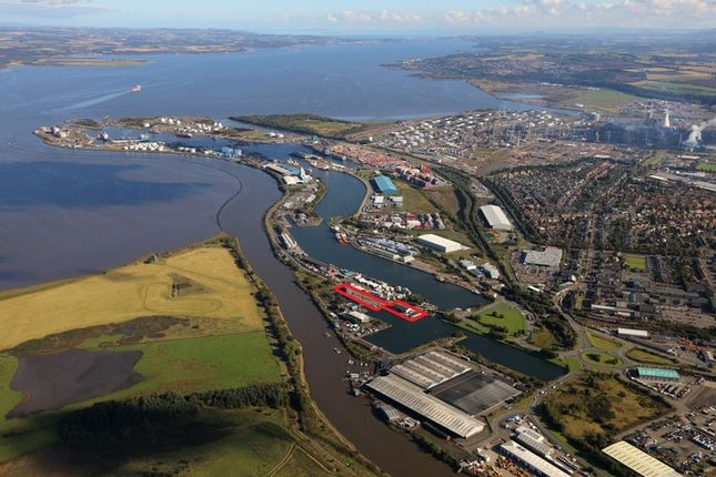 Thumbnail Industrial to let in Talbot Street, Grangemouth