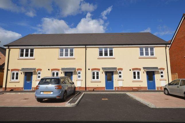 Thumbnail End terrace house for sale in Millway Furlong, Haddenham, Aylesbury