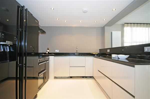 Kitchen of Boydell Court, St Johns Wood Park, London NW8