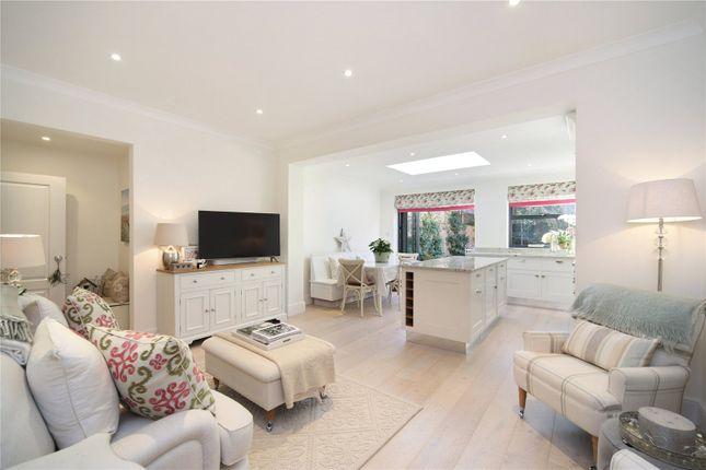 Reception Room of Lavender Gardens, London SW11