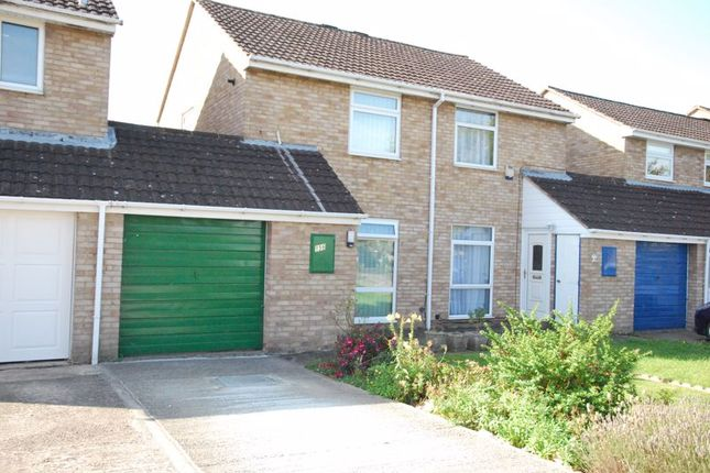 Thumbnail Semi-detached house for sale in Church Drive, Quedgeley, Gloucester