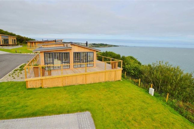 Thumbnail Mobile/park home for sale in Red Wharf Bay, Pentraeth, Gwynedd
