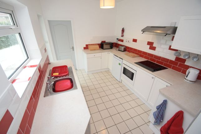 Kitchen of Clifton Crescent, Falmouth TR11