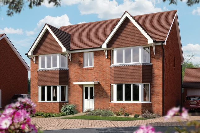 "Thumbnail Detached house for sale in ""The Ascot"" at Iden Hurst, Hurstpierpoint, Hassocks"