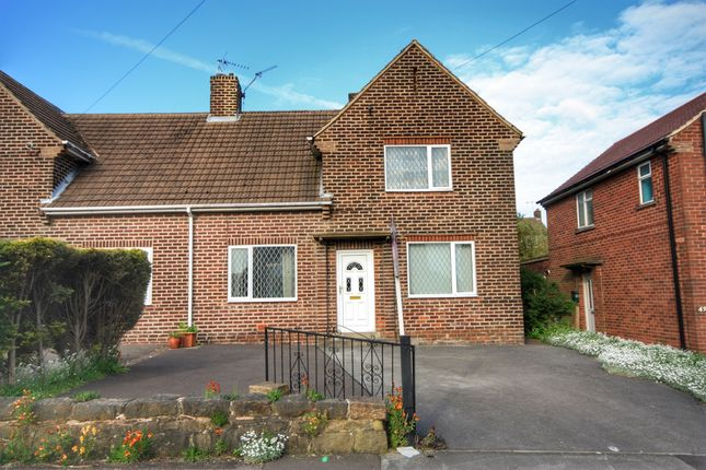 3 bed semi-detached house for sale in Laurel Avenue, Ripley