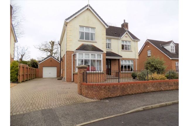 Thumbnail 4 bed detached house for sale in Tullymore Dale, Broughshane, Ballymena