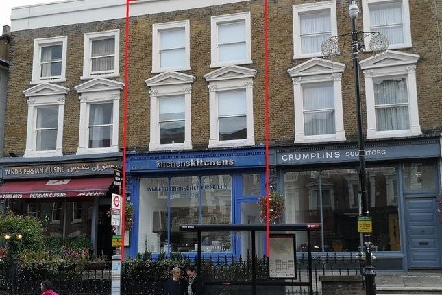 Thumbnail Retail premises for sale in 75 Haverstock Hill, Belsize Park