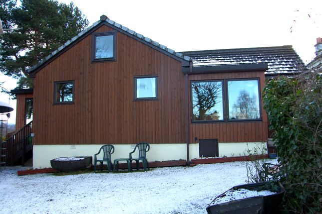 Thumbnail Bungalow for sale in Spey Avenue, Boat Of Garten