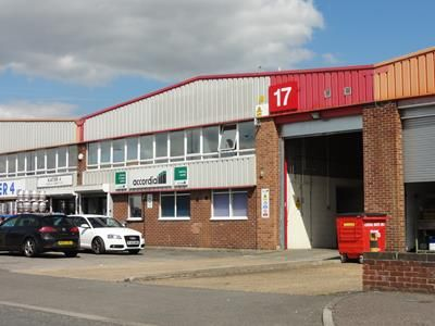 Thumbnail Light industrial to let in 17 Kernan Drive, Loughborough, Leicestershire
