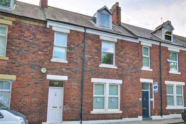 Thumbnail Terraced house for sale in Hunters Road, Spital Tongues, Newcastle Upon Tyne