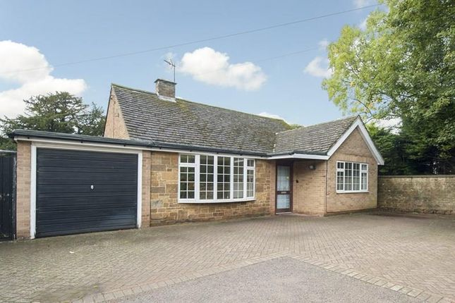 4 bed detached bungalow for sale in Rectory Gardens, Drayton, Banbury