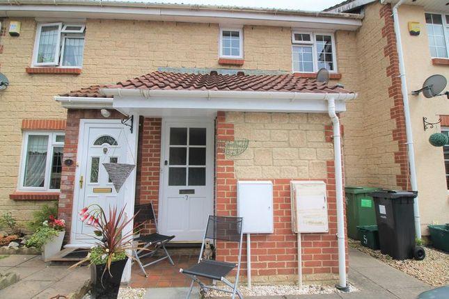Thumbnail Flat to rent in Collett Close, Hanham