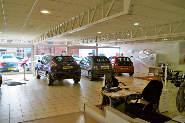 Thumbnail Commercial property for sale in Property Development B79, Staffordshire