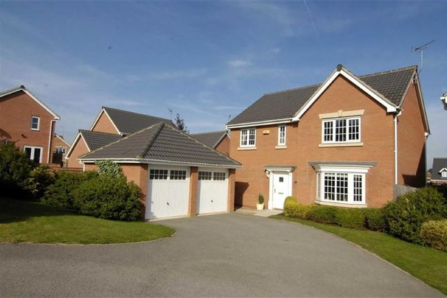 Thumbnail Detached house for sale in Bacon Road, Wellingborough