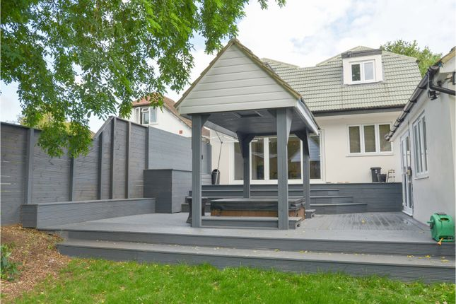 Thumbnail Detached house for sale in Tippendell Lane, Chiswell Green