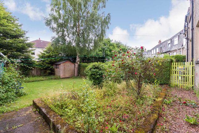 Rear Garden of Damshot Crescent, Old Pollock, Glasgow G53