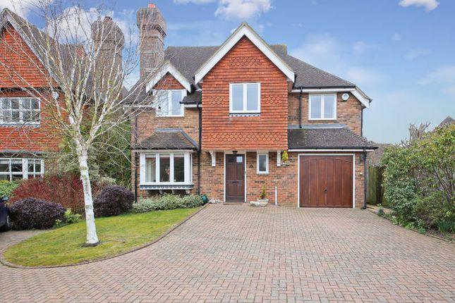 Thumbnail Detached house for sale in Chiltenhurst, Edenbridge