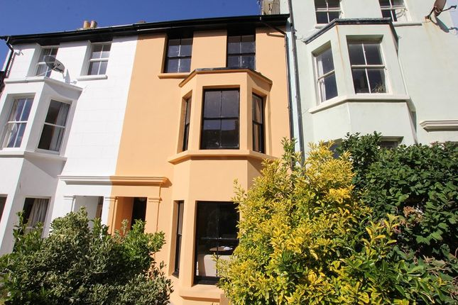 Thumbnail Terraced house to rent in Old Humphrey Avenue, Hastings, East Sussex.